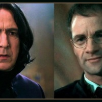 Severus Snape and James Potter - A Hero and a Jerk?